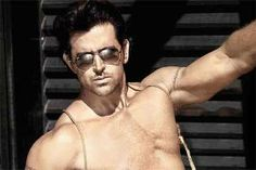 Hrithik Roshan is on a break from the studios, post surgery for a blood clot in his brain. And that is perhaps why the Bollywood superstar, who is known for his testosterone, appears leaner than usual