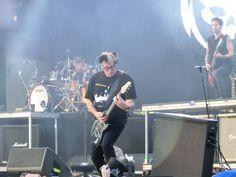 August 10 2015 The Offspring at Gröna Lund Stockholm Sweden.