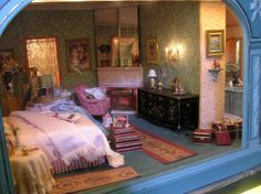 miniature Rooms - Rosemarie Torre - Picasa Web Albumshttps://picasaweb.google.com