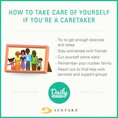 15 ways to take care of yourself while caring for a loved one Take Care Of Yourself, Improve Yourself, Nuclear Family, Emotionally Drained, Aging Parents, Daily Health Tips, Caregiver, You Must, First Love