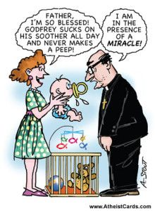 What many Catholic clergymen dream about. Free Cards, Atheist, Catholic, Comics, Face Masks, Yup, People, Cartoons, People Illustration