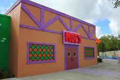 Universal Studios Reveals Life-Sized Simpsons Attraction