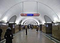 Estação Ploshchad Lenina (metro de São Petersburgo)