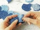 Tutorial Conchas de Patchwork