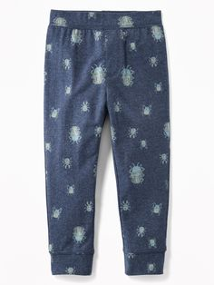 Patterned Joggers for Toddler Boys|old-navy