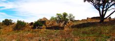 Old ruins of Hampton near Burra. South Australia Burra