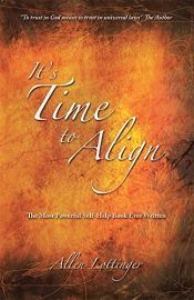 It's Time to Align by Allen Lottinger - OnlineBookClub.org Book of the Day! @OnlineBookClub