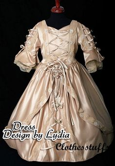 Girls Victorian Dresses