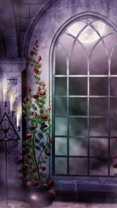 Elegant Gothic Wallpaper