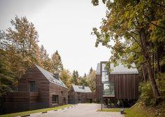 RASOS par Paleko ARCH-studija & PLAZMA Architektūros Studija