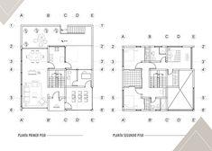 Portafolio Maria Camila Arango on Behance Architecture Portfolio Layout, Architecture Presentation Board, Revit Architecture, Online Portfolio, Autocad, Adobe, Floor Plans, Behance, Design