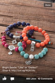 SOOOOO REFRESHING! Mix them up! Silpada Designs jewelry  Love it! These are only $46 each!  Contact me today! www.mysilpada.com/deb.canary