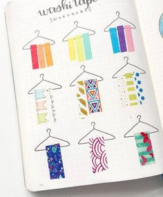 Ideas with washi tapeIdeas with washi tapebullet journal bujo planner ideas for the weekly sprea .bullet journal bujo planner ideas for the weekly spread . Bullet Journal Inspo, Bullet Journal 2019, Bullet Journal Notebook, Bullet Journal Aesthetic, Bullet Journal Spread, Bullet Journal Layout, Bullet Journal Washi Tape, Washi Tape Notebook, Washi Tape Planner
