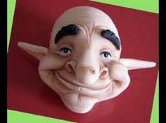 Image result for duendes imanes en porcelana fria