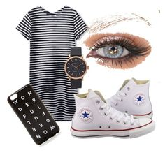 """""""l'm going shopping"""" by josiemae426 on Polyvore featuring Converse, J.Crew and Marc Jacobs"""
