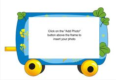 Happy Fruit, Photo Buttons, Wooden Toys, Toy Chest, Your Photos, Storage Chest, Transportation, Frame, Home Decor