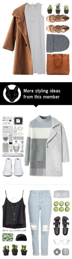 """""""Solar Gap"""" by owlmarbles on Polyvore featuring beauty, Boohoo, Monki, Sole Society and H&M"""