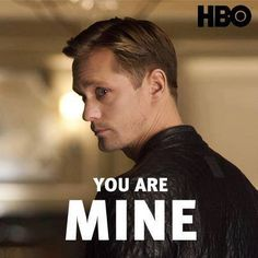 Good Lord ... *Swoon* // True Blood // Eric Northman I don't watch this show anymore due to some of its content but good gravy you can't deny that this man is gorgeous!