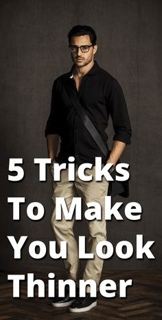 5 Cool Tricks From My Bag Of Illusions To Help You Look Thinner!