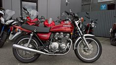 1976 Kawasaki Z650 Just arrived :)