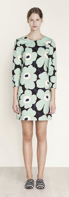 Doris dress - Marimekko Pre-Fall 2016