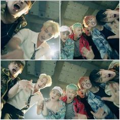 FIRE MV Teaser #BTS #방탄소년단