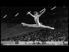 """Tema de Nadia - Henry Mancini -Tributo a  """"Nadia Comaneci"""" Un breve tributo a la mejor Gimnasta de todos los tiempos."""