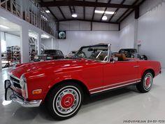 DANIEL SCHMITT & CO. PRESENTS: 1969 #MercedesBenz #280SL Roadster - Visit www.schmitt.com or call 314-291-7000 for more details!