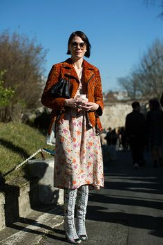 On the Street….After Kenzo, Paris