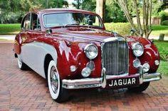 1960 Jaguar MK 9