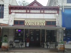 Come and taste, swirl and sip wines made in Georgetown, Texas. We offer daily wine tastings, wine by the glass, bottles to take home, cigars, and a large selection of wine gifts.    Located in Historical Downtown Georgetown    A GO TEXAN Winery.