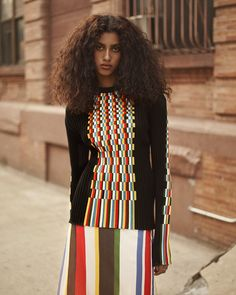 Fall's Brightest, Boldest Prints Take a Trip to Harlem – Vogue