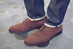 From Reiss Autumn/Winter 2012 Lookbook
