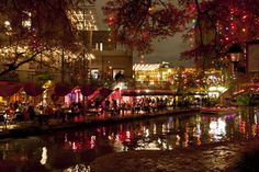"""Buy the royalty-free Stock image """"Christmas lights at riverwalk in San Antonio, Texas, USA"""" online ✓ All image rights included ✓ High resolution picture. Christmas Images, Christmas Lights, San Antonio Riverwalk, River Walk, Texas Usa, High Resolution Picture, Places Ive Been, Texas Image, Around The Worlds"""