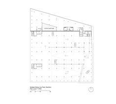 Image 16 of 19 from gallery of Bircham Park Multi Storey Car Park / S333 Architecture + Urbanism. Floor Plan