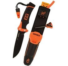 Gerber Bear Grylls Ultimate Pro Fixed Blade Knife with Sheath