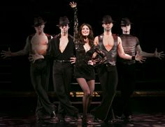 Samantha Harris as Roxie Hart (2009)