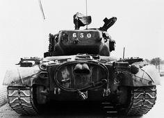 M26 Pershing, Patton Tank, M48, Tank Destroyer, Ww2 Tanks, Korean War, Armored Vehicles, Us Army, Military Vehicles