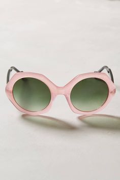 Arcana Sunglasses by ett:twa #anthropologie #anthrofave