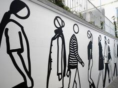 Julian Opie | Artists | Lisson Gallery