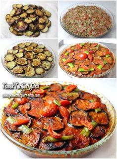 Patlıcan Musakka Tarifi                                                                                                                                                                                 More