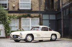 #Mercedes-Benz #Mercedes #300 #SL #300SL #Gullwing
