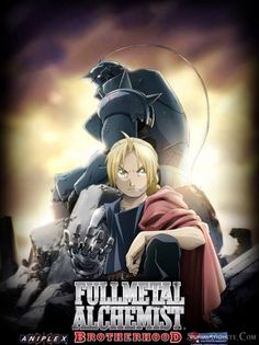 Download Full Metal Alchemist Brotherhood Complete 720p 100MB Mediafire | Mega