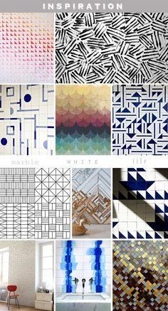 Kitchen backsplash tile design – a fail