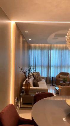 Bedroom False Ceiling Design, Room Design Bedroom, Modern Bedroom Design, Home Room Design, Modern Kitchen Design, Decor Home Living Room, Living Room Colors, Fancy Living Rooms, Living Room Designs