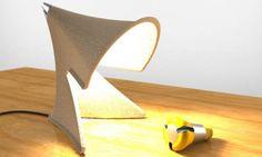 Tom-Mollnow-Paper-Pulp-Cone-Lamp-1-537x322.jpg (537×322)