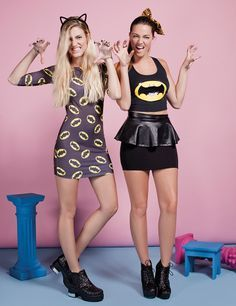 Become a Batichica - TKM Argentina - Batman fashion You are in the right place about outfits for teens Here we offer you the most beauti - Trajes Kylie Jenner, Kylie Jenner Outfits, Outfits Mujer, I Can Do It, Fashion Outfits, Womens Fashion, Fashion Fashion, Fashion Ideas, Outfits For Teens
