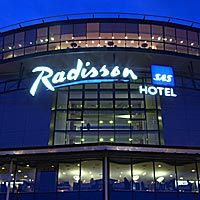 Raddison Center in Manchester