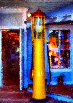 Dennis Fehler - Gas Pump