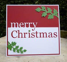 all white christmas cards - Google Search